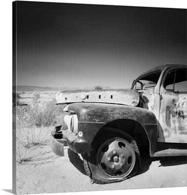 Namibia Rotten Car
