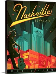 Nashville, Tennessee: Music City