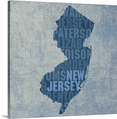New Jersey State Words