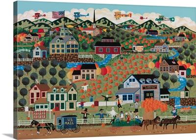 Noah's Pumpkin Farm