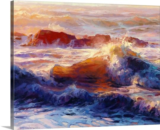 Opalescent Sea