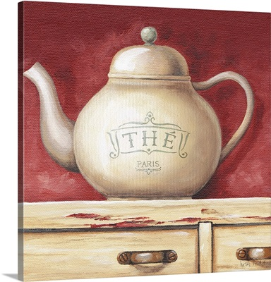 Paris Tea Pot