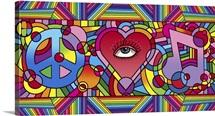 Peace Love Music C