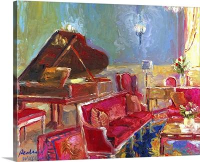 Piano Den, Broadmoor Hotel, Colorado Springs