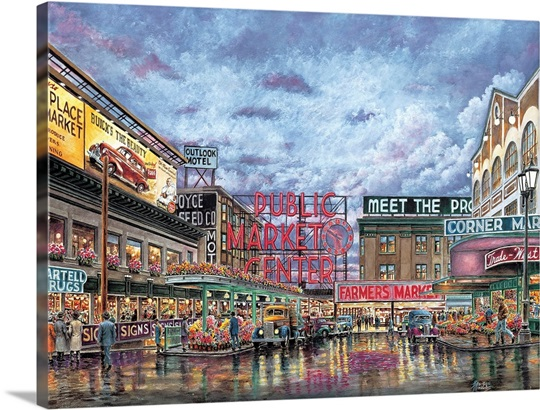 Pike place fish market discount coupon