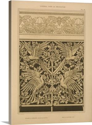 Plate 38 - Cigales Et Anemones