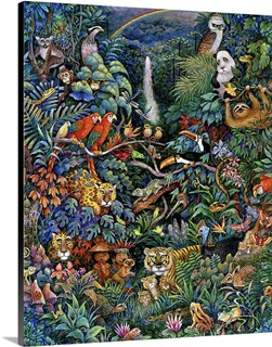 Rainforest Wall Art Canvas Prints Rainforest Panoramic Photos Posters Photography Wall Art Framed Prints More Great Big Canvas