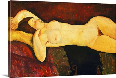 Reclining Nude Arch