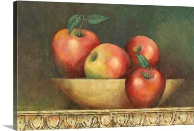 Red Apple Still Life