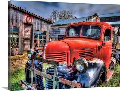 Red Dodge II