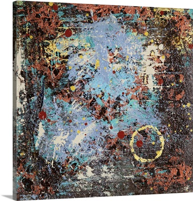 Rustic Industrial 7, Canvas I