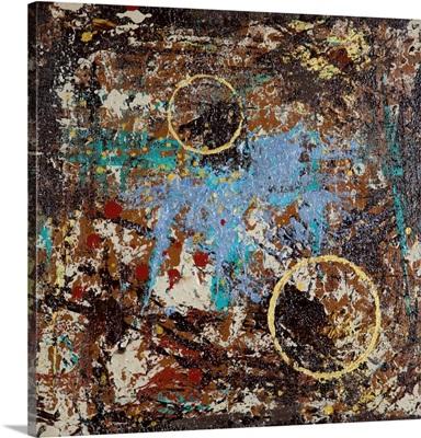 Rustic Industrial 7, Canvas II