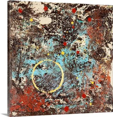 Rustic Industrial 7, Canvas VI