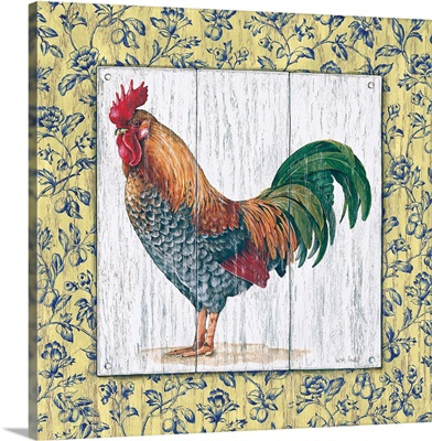 Rustic Rooster IV