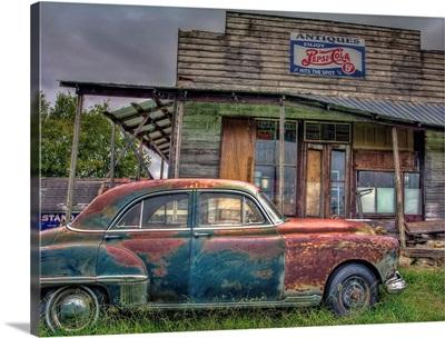 Rusty Olds II