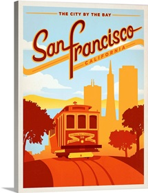 San Francisco, California: The City by the Bay