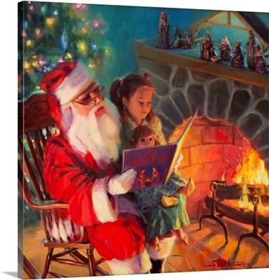 Santa Christmas Story