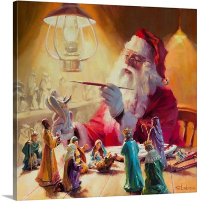 Santa More Than Toys