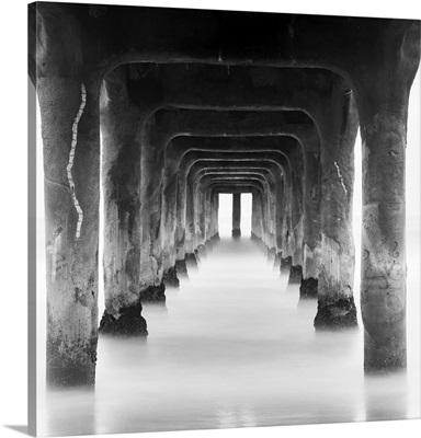 Sea Door 5 BW