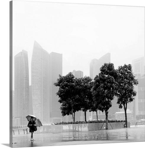 Singapore umbrella