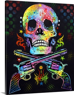 Skull and Guns