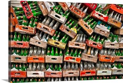 Soda Pop Bottles