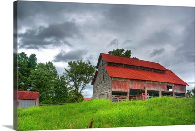 Squibb Road Barn