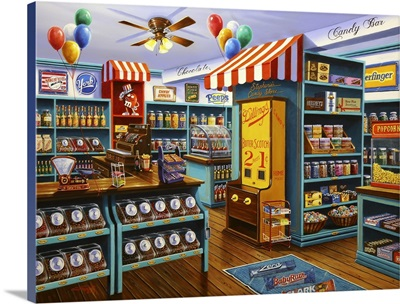 Stephanie's Candy Store