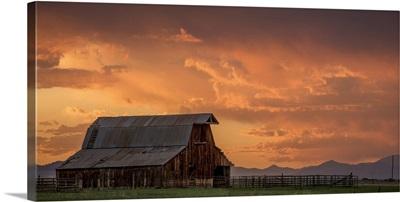 Stormy Barn II