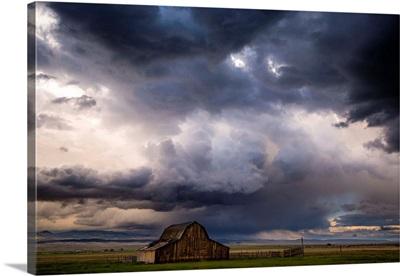 Stormy Barn IV