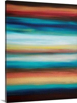 Sunrise VIII - Canvas I