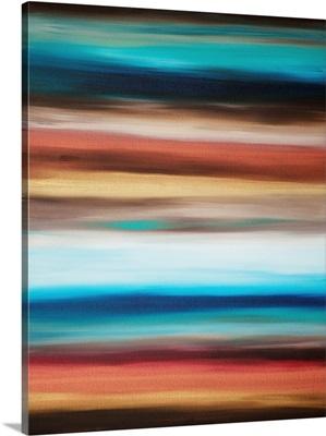 Sunrise VIII - Canvas II