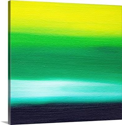 Ten Sunsets - Canvas IX