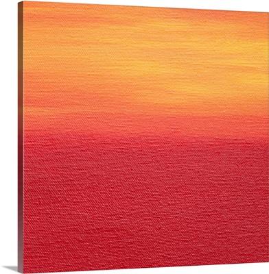 Ten Sunsets - Canvas VII