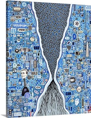 The Blue Thread
