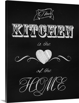 The Kitchen Is The Heart