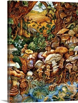 The Mushroom Fairies