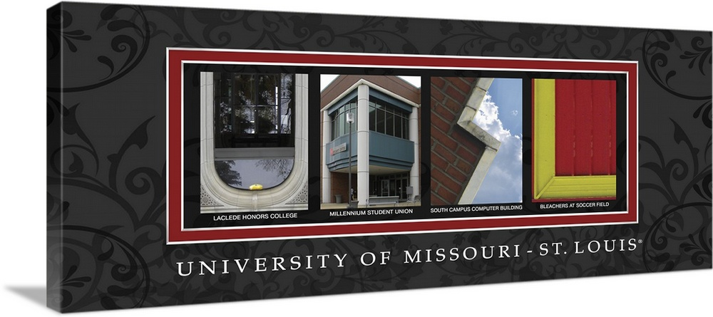UMSL - University of Missouri at St. Louis Campus Letters Umsl University Campus Map on umass amherst campus library map, boise idaho state university map, tarleton state campus map, illinois county map,