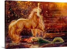 Unicorn and Mermaid II