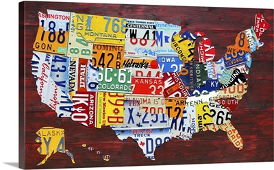 USA Map Edition XV