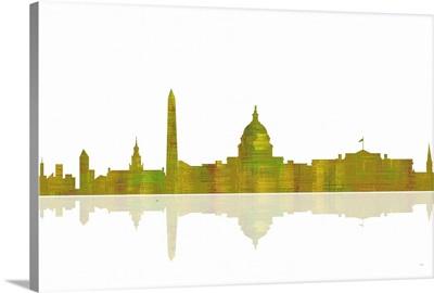 Washington DC Skyline I