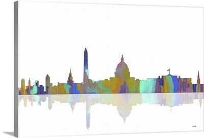 Washington DC Skyline II