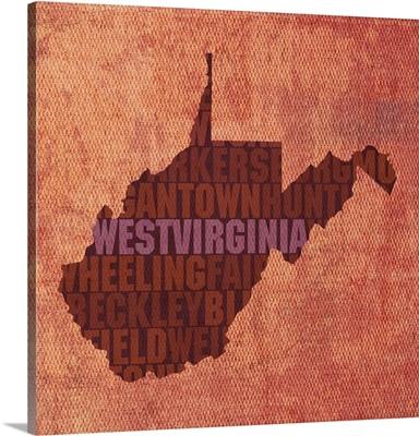 West Virginia State Words