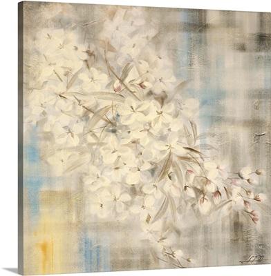 White Cherry Blossom III