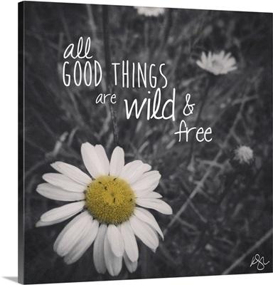 Wild And Free I