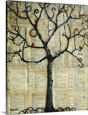 Winterlight Tree