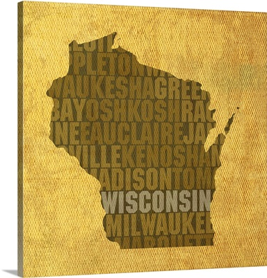 Wisconsin State Words