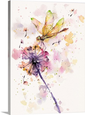 Dragonfly_And_Dandelion