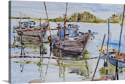 River Boat - Hoi An