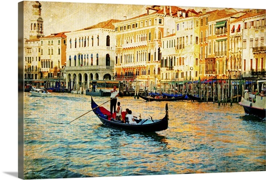 Amazing Venice Wall Art, Canvas Prints, Framed Prints, Wall Peels ...